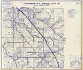 Township 13 N., Range 2 W., Napavine, Newaukum, Chehalis, Lewis County 1960c